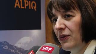Staiblin: «Wir müssen Restrukturierungen bei Alpiq weiterführen»