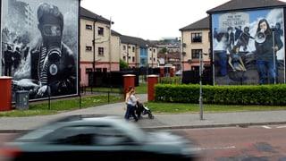 Derry-Londonderry: Kulturhauptstadt mit blutiger Vergangenheit