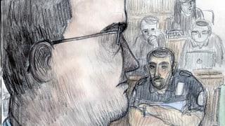 Psychiater zweifeln an Therapierbarkeit des Täters