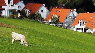 Eigenmietwerte im Aargau steigen