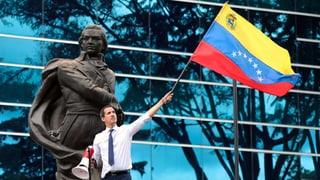 Erneuter Vermittlungsversuch zwischen Guaidó und Maduro