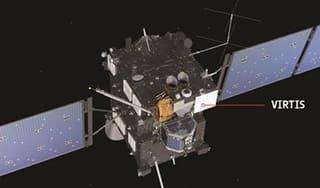 «Rosetta»-Mission: Sonde liefert erste Messergebnisse