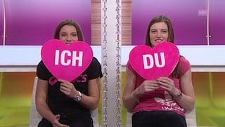 Ellen und Lea Sprunger (Artikel enthält Video)