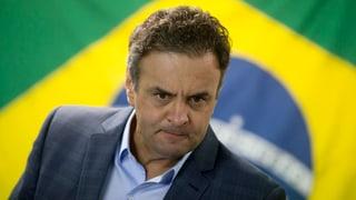 Wahlen in Brasilien: Sozialdemokrat Neves auf Überholspur