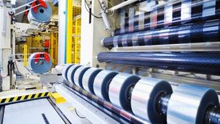 Perlen Papier expandiert in China