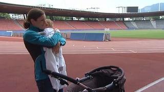 Triathletin Nicola Spirig: Der kleine Yannis hat Priorität
