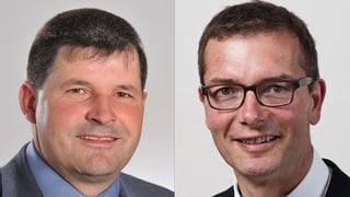 Die beiden Gesichter der bernischen SVP
