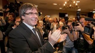 La Spagna anullescha il cumond d'arrest cunter Puigdemont
