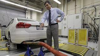 VW vegn a stuair cumprar enavos autos en ils Stadis Unids
