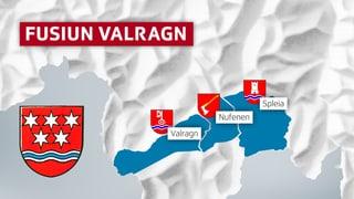 La fusiun da la vischnanca Valragn è sut tetg