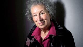 «Politisches Gespür»: Margaret Atwood erhielt 2017 den Friedenspreis des Deutschen Buchhandels