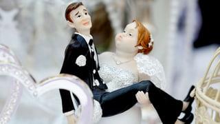 Bewegte Hochzeitspannen