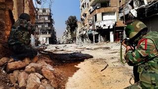 Schweiz setzt sich für Syrien-Tribunal ein