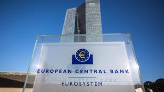 EZB-Leitzins bleibt auf Rekordtief – und was tut die Fed?