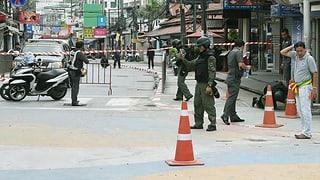 Nach den Anschlägen in Thailand tappt die Polizei im Dunkeln