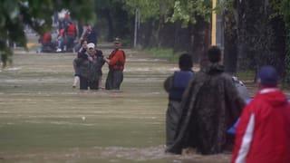 Mit dem Hochwasser wächst die Minengefahr