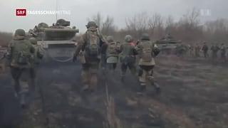 Ukraine klagt in Den Haag gegen Russland