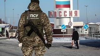 Ukraine verbietet russischen Männern die Einreise