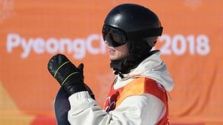 Scherrer e Burgener cumbattan per medaglias en halfpipe
