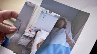 Video «Krankenkasse zahlt Not-OP nicht. Wohnmobilcrash. Rasenrobotertest» abspielen