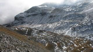 Rekordtemperaturen im alpinen Permafrost