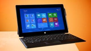 Surface Pro: Das dicke Tablet schafft fast den Kompromiss