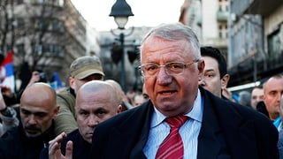 Nach Freispruch: Seselj verlangt 14 Millionen Euro Entschädigung
