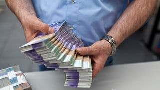 Orell Füssli: Banknotendruck wird zum Sorgenkind