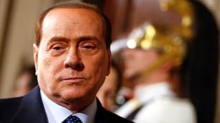 Silvio Berlusconi wegen Herzproblemen in Spital eingeliefert