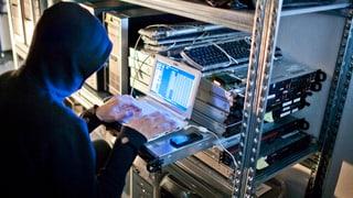 Hacker missbrauchen Schweizer Webseiten für virtuellen Krieg