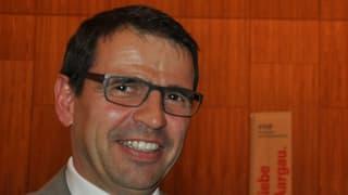 FDP-Präsident Matthias Jauslin will vor allem Nationalrat sein