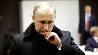 «Wladimir Putin zeigt Schwächen»