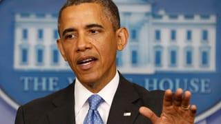 USA haben Beweise für Chemiewaffen-Einsatz in Syrien