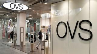 Kleiderhändler OVS entlässt alle Mitarbeiter