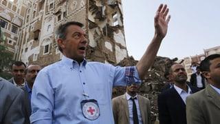 «Wir haben Probleme, unsere Hilfsoperationen zu finanzieren»
