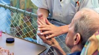 Luzern will Demenzkranken gute Lebensqualität schaffen