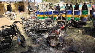 Nigeria: Armee tötet 20 Islamisten