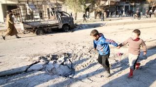 Pro-Assad-Kräfte gewinnen Boden