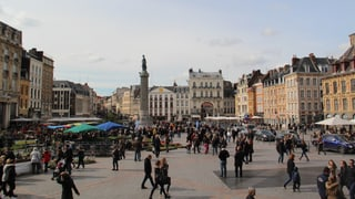 Lille - chez les Ch'tis (Artitgel cuntegn audio)