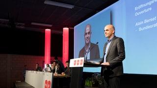 Alain Berset: Attenziun dals populists da dretga