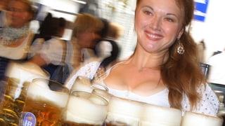 Oktoberfest in München: 1 Patient alle 3 Minuten