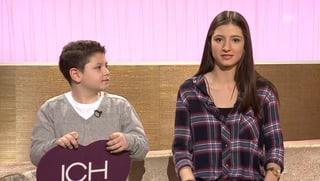 Flavio Rizzello: Seine Schwester nervt sich über seinen Gesang (Artikel enthält Video)