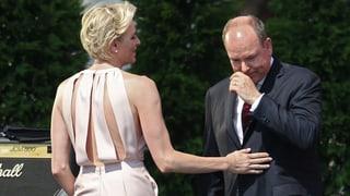 «Fürst meines Herzens» – Charlène rührt Albert zu Tränen