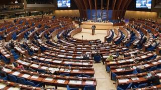 Europarat entzieht Russland das Stimmrecht