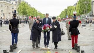 Internationale Feiern zum 70. Jahrestag des Kriegsendes