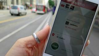 Ticket-App mit Tücken