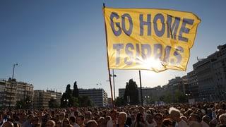 Grezia: Demonstraziuns cunter la regenza greca