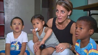 Laschar ir Video «Patricia Scarpatetti – mamma per 36 uffants»