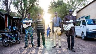 Drohen Dschihadisten mit Terror, antwortet diese Band mit Musik