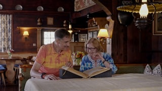Laschar ir Video «Amalia e Giancarlo»